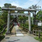 碑文谷公園 厳島神社