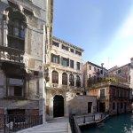 Vista del Palazzo Cavagnis - Foresteria Valdese Venezia