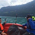 Jet Boat Interlaken Foto