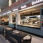 New terminal restaurant