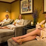 Sage Springs Spa  Relaxation Room