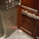 Elevator first thing in the morning...
