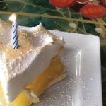 Great lemon meringue pie