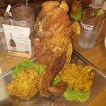 Kan Kan (colossal pork chop)