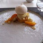 comme une tarte citron et abricot, vanille et meringue