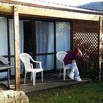 Porch Braai Area