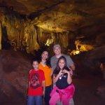 Raccoon Mountain Caverns Adventure