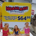 If you can't find a GOOD hotel/water park package.. just go to Costco!!:) GRRAT DEAL HERE!!