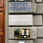 Foto de Hotel Fedora