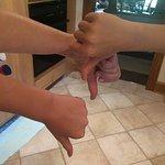 Big thumbs down👎