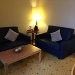Double/twin room, Lounge area - Hotel La Cala, Ibiza