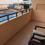 Double/twin room (with pool view), balcony - Hotel La Cala, Ibiza