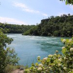 Hiking along the trails of Whirlpool State Par