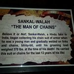 Man of Chains Info