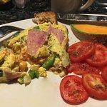 Breakfast at Stax Omega