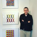 In the Gallery | Jim Isermann @ Placewares: Patterns & Products