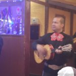 Mariachi band was fun!