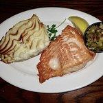 Steak Loft - Oven Roasted Salmon