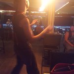 Fantastic Fire breather at Full Moon Party..unbelievable