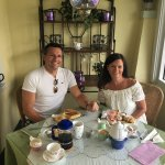 Foto di Wisteria Tea Room & Cafe