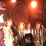 The Struts at the Bottle & Cork May 2017
