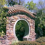 Chandor Gardens -- Moon Gate
