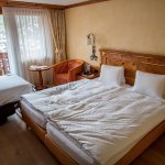 Room 603 would sleep 3 people