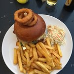 Bocci Special Burger