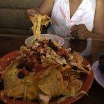 """Appetizer"" (nachos)"