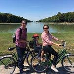Bike tour of Versailles