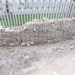 Huaca Puclana - tijolos para construção do templo