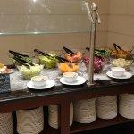 Dinner Buffet - Fresh Greens, Salads