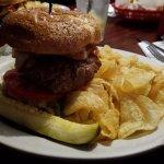 Jack Cheese Burger