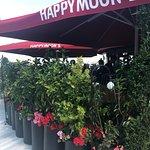 ภาพถ่ายของ Happy Moon's cafe