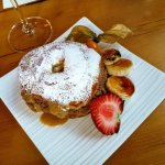 French pastry dessert