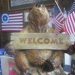 Brown Bear Cafe Image