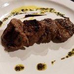 Solomillo steak