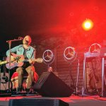 Dallas Green of City and Colour performing an intimate solo show