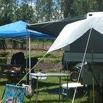Foto de Tropical Palms Resort and Campground