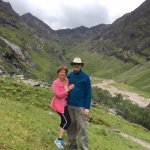Hiking to Hidden Valley in Glencoe - Everyone should do this!