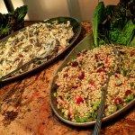 Mediterranean salads