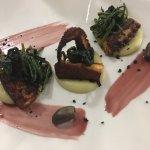 Hostaria menamè .... la cucina fusion tra la Puglia e la romanità