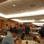 Breakfast/dining area