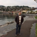 Ticino, às margens do Lago