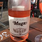 Perfect rose wine but no cooler