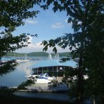 Foto de Fourwinds Lakeside Inn & Marina