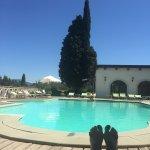 Foto de Villa Tolomei Hotel and Resort