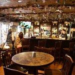 Inside the Swizzle Inn