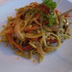 Green Curry Pad Thai