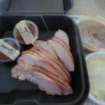 Full Smoked Turkey Platter